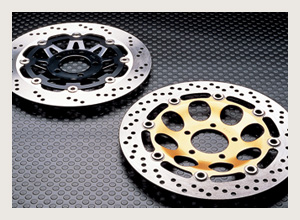 Brake Discs for Motorcycles